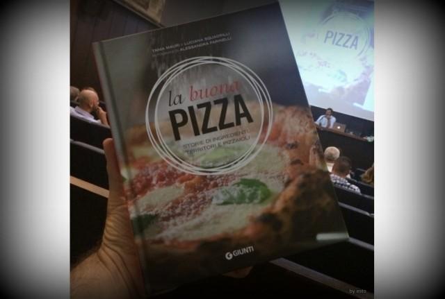 Il libro La buona pizza