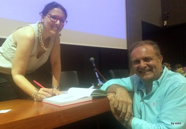 Luciana Squadrilli e Tommaso Esposito