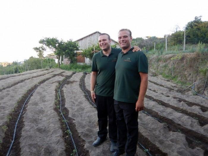Luigi e Generoso Colandrea