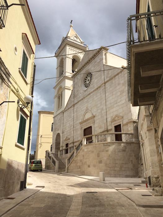 Minervino, Cattedrale