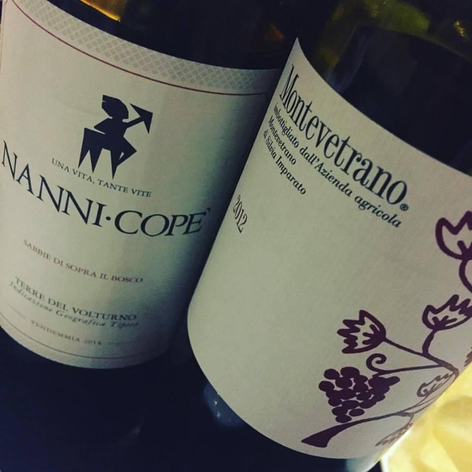 Montevetrano Nanni Cope 2012
