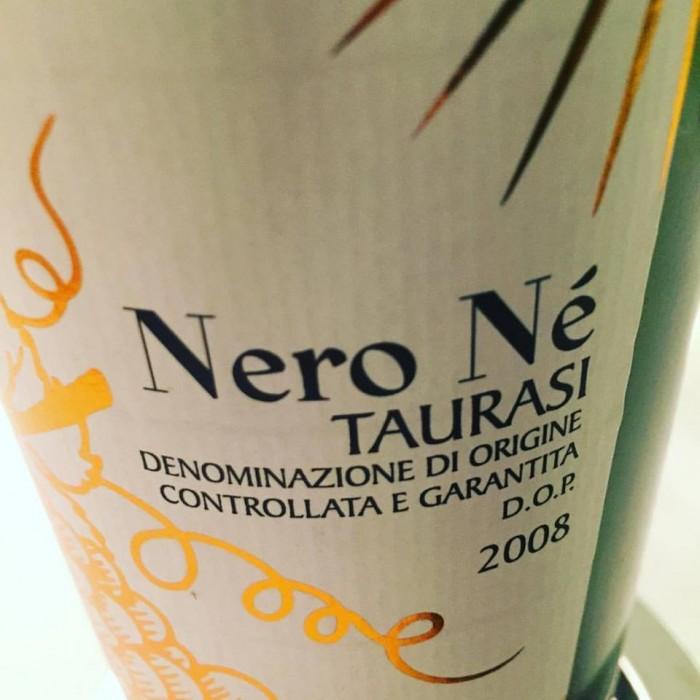 Nero Nè 2008 Taurasi Il Cancelliere