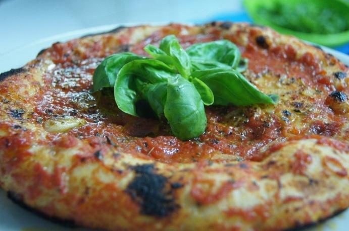 Pizza in teglia di Pasqualino Rossi