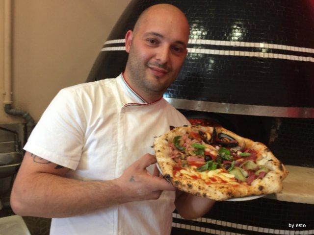 Pizzeria Franco Franco Gallifuoco e la quattro stagioni