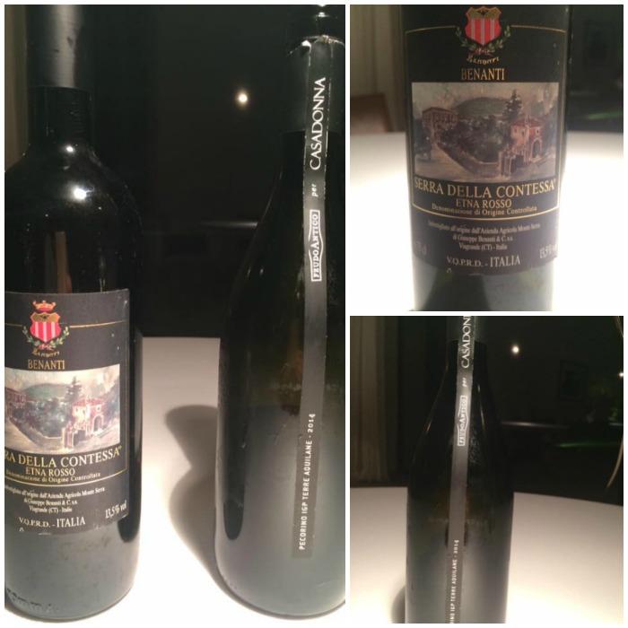 Reale di Niko Romito, i vini