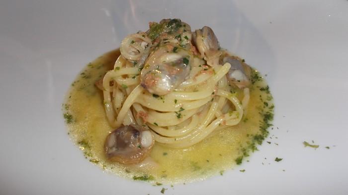 Ristorante Le Trabe Spaghettoni Vicedomini