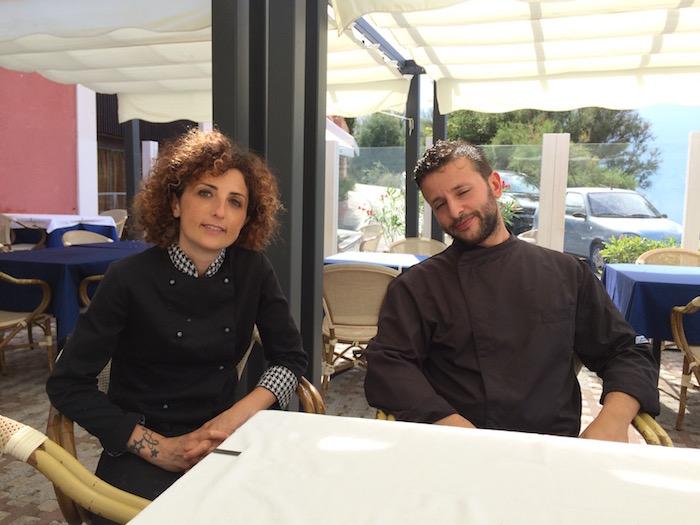 Solly, Tomasone e Alessandro Tamburrano