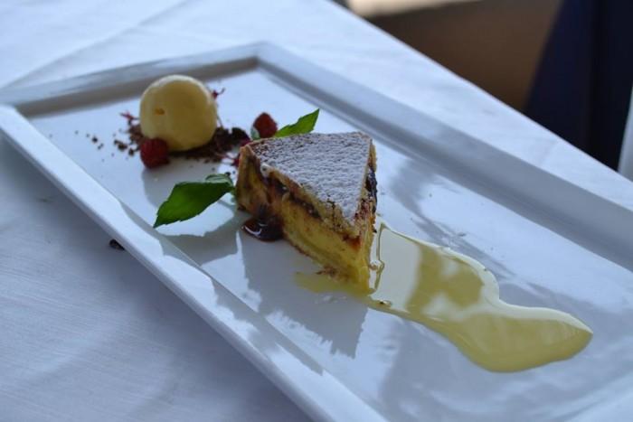 TORRE NORMANNA - Pasticciotto crema e amarene