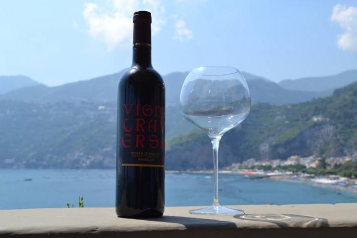 TORRE NORMANNA  - Il vino rosso, Vigna Traversa