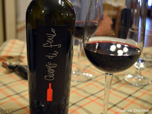 Trattoria Al Mulino di Cristian Torsiello. Il vino