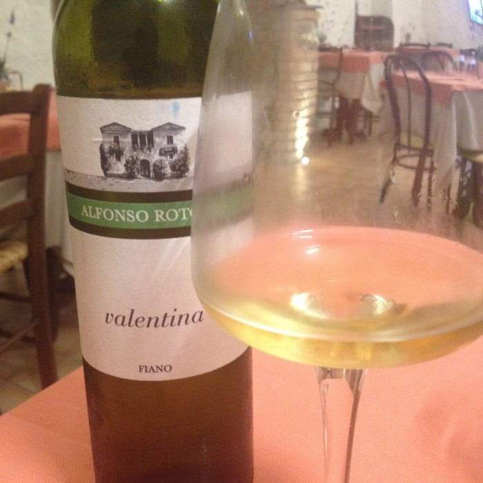 Diabasis, il vino