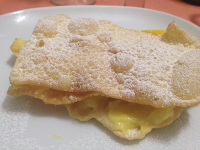Diabasis millefoglie al limone