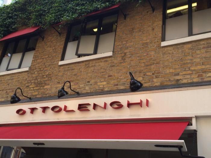 Ottolenghi a Spitalfields