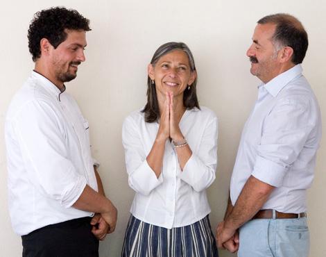 Piergiorgio, Stefania, Fausto