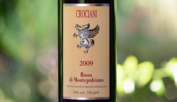 Rosso di Montepulciano, 2009 igp