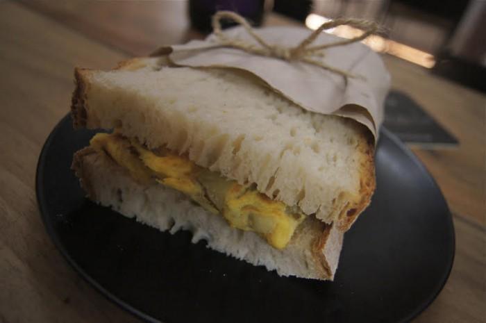 Terrae Motus, panino