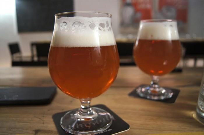 Terrae Motus, birra alla spina