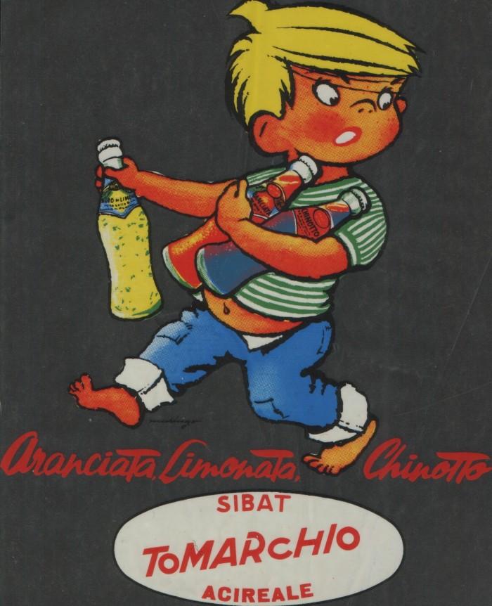 Vecchia pubblicita Tomarchio