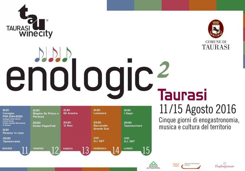 Enologic Taurasi 2016