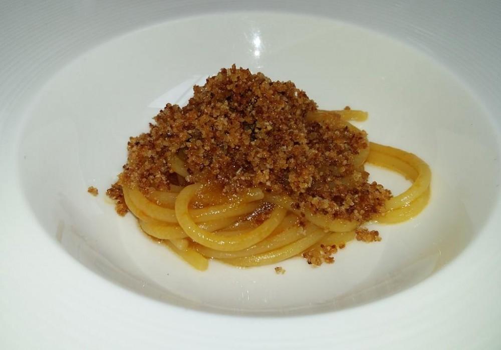 28 posti spaghetti con albicocche in conserva