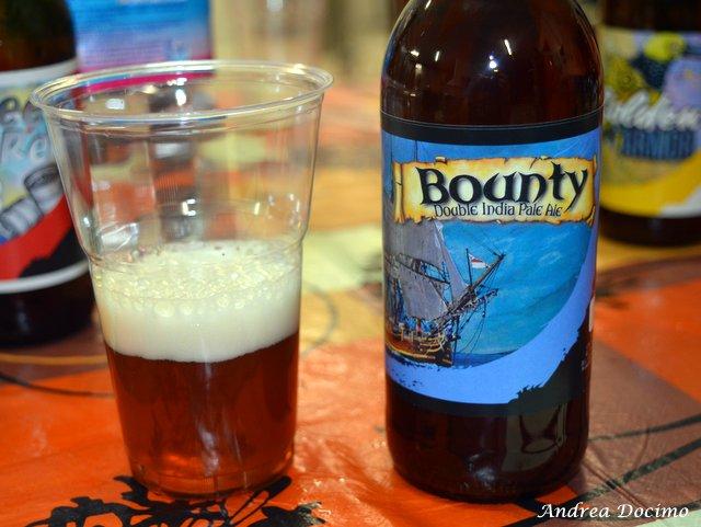Birrificio Lievito e Nuvole, la Bounty