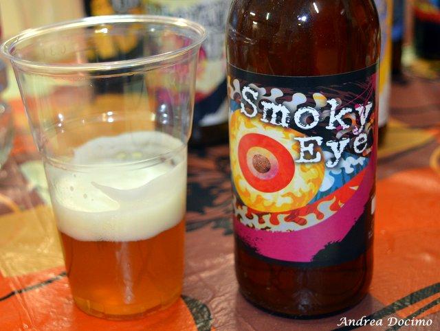 Birrificio Lievito e Nuvole, la Smoky Eye