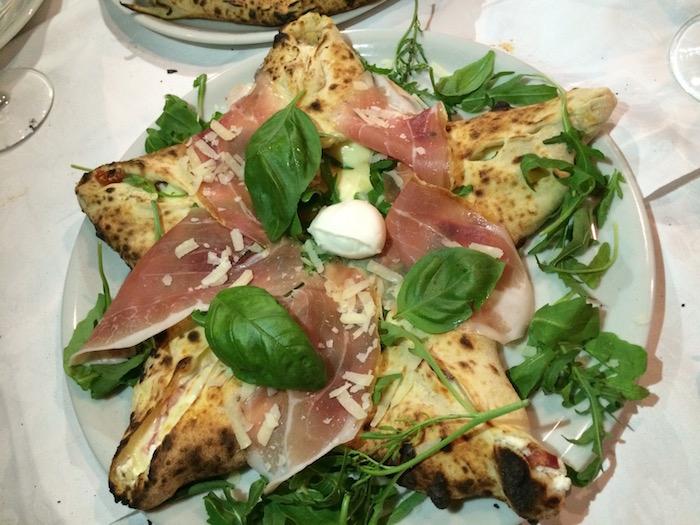 Carpe Diem, La Pizza a Stella