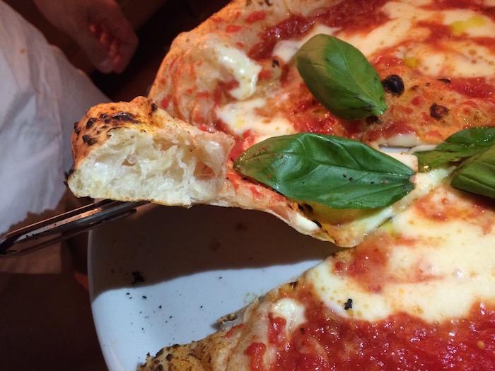 Carpe Diem, lievitazione cornicione pizza