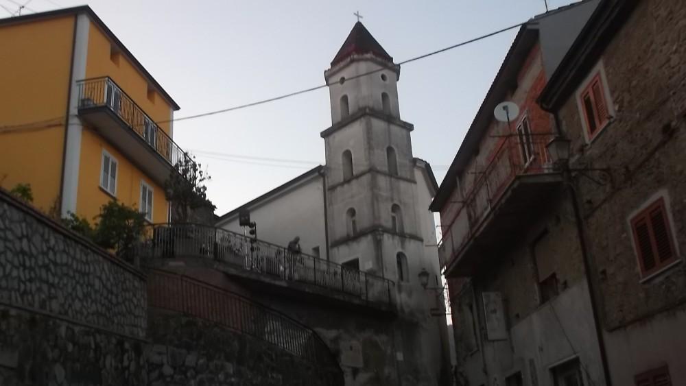 Castinatelli di Futani Chiesa di San Nicola di Bari