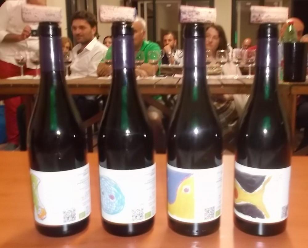 Cilento Summer Festival Bottiglie di Aglianico Dedicato a Gillo Dorfles di San Salvatore