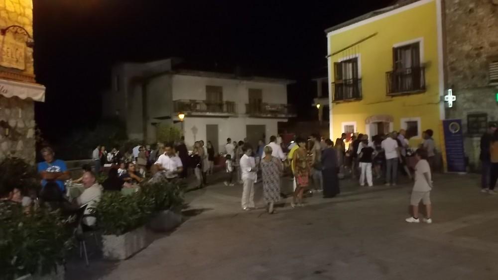 Cilento Summer Festival Pubblico presente a Sicili' per il banco di assaggio dei vini