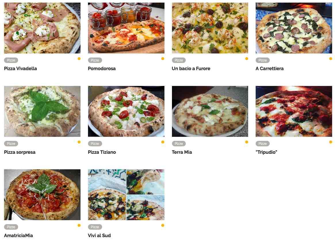 Contest Pizze selezionate