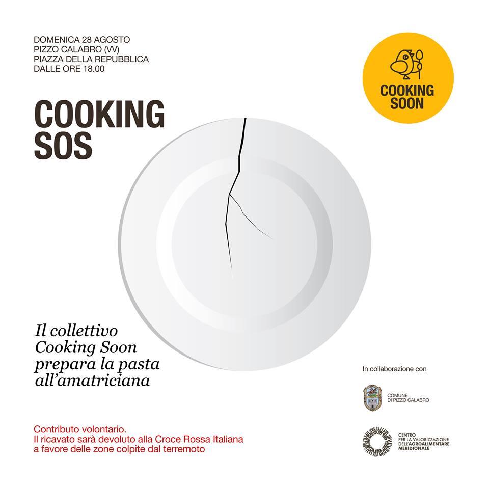 Cooking per Amatrice