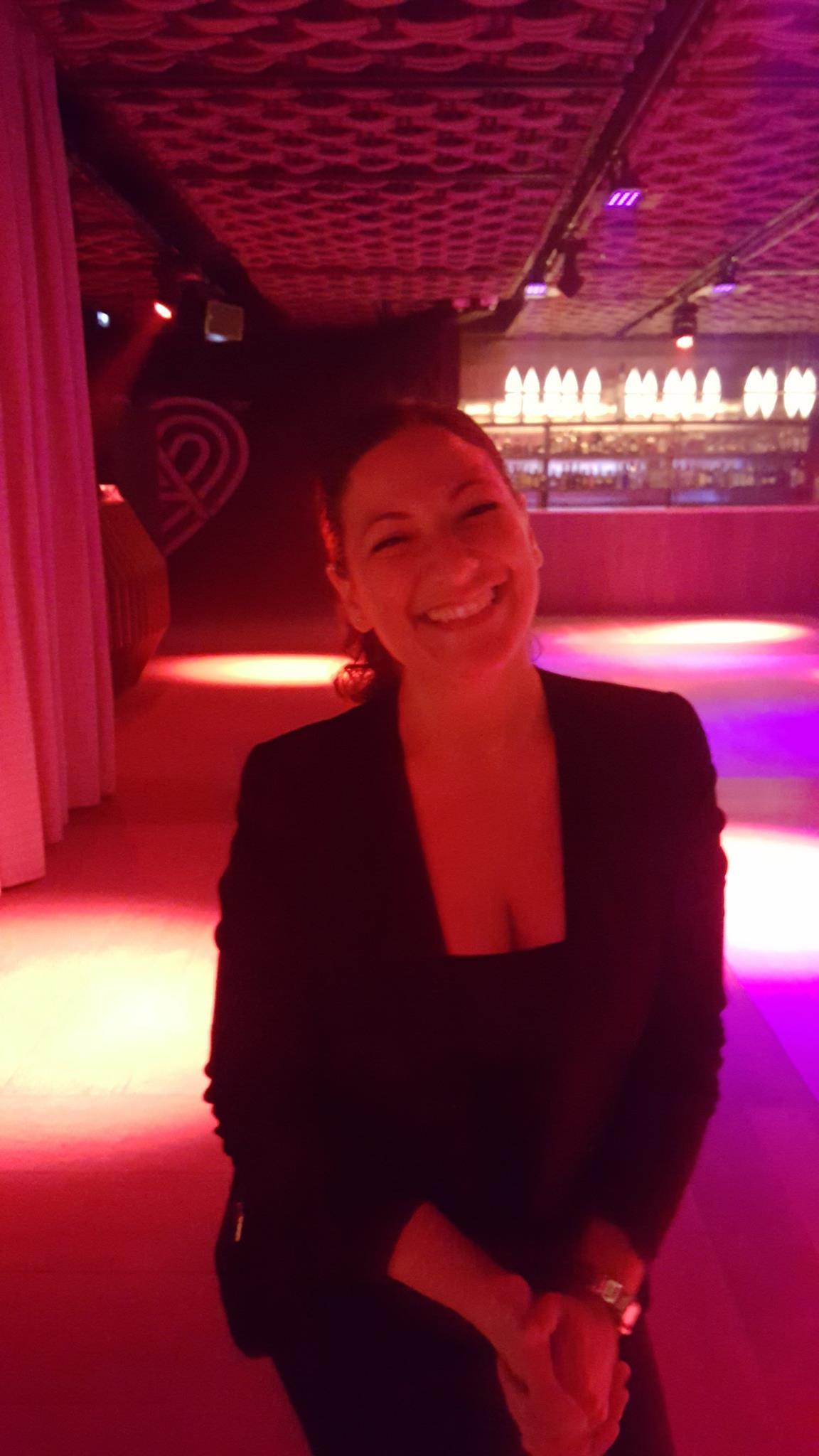 Diana D'Urso a Ibiza