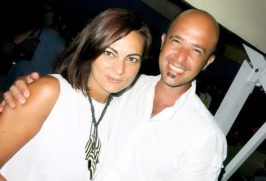 Emanuela Russo e Gerardo Vernazzaro (foto Salvio Parisi)