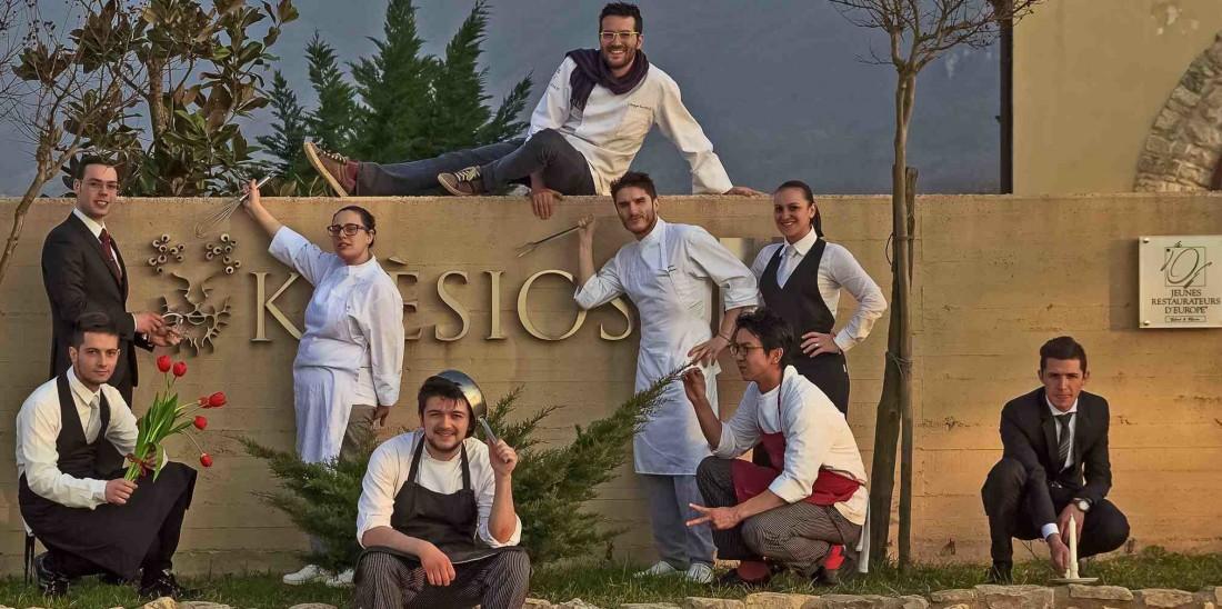 Lo staff del Kresios