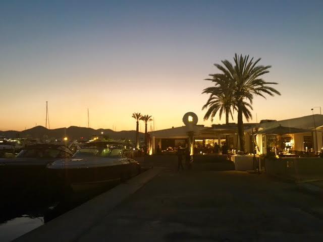 Ibiza, Marina di Botafoch