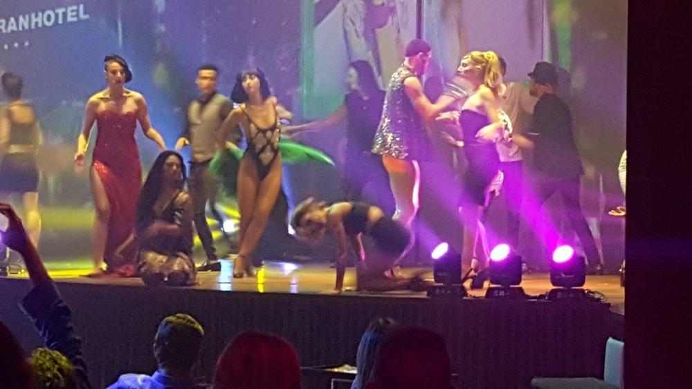 Ibiza, Cirque du suleil