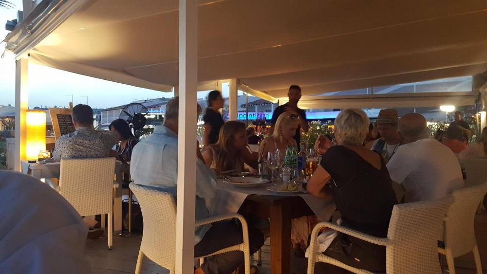 Ibiza, Trattoria del Mar