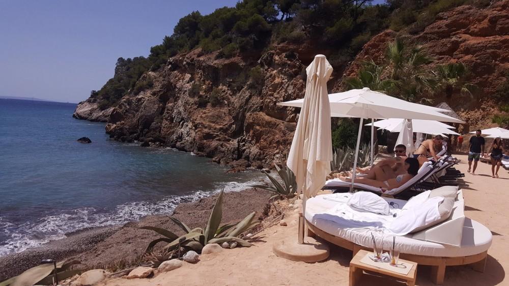 Ibiza, scorcio di Amante
