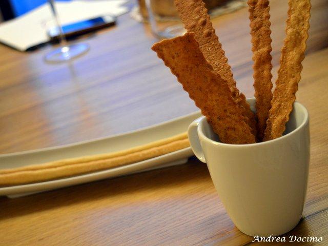 La Locanda di Bu a Nusco. Chiacchiere salate e grissini tirati a mano