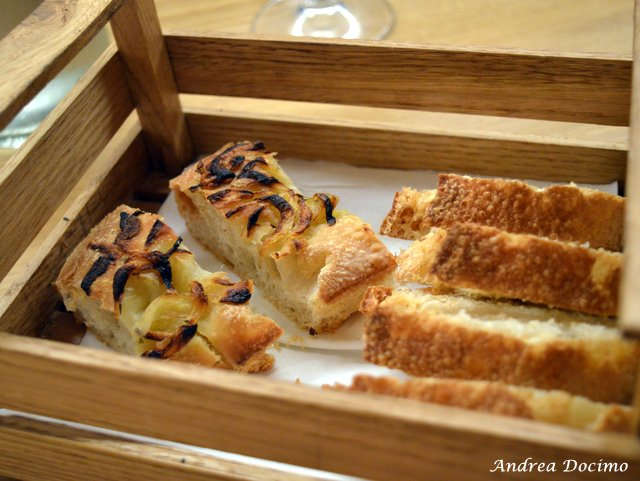 La Locanda di Bu a Nusco. Il pane