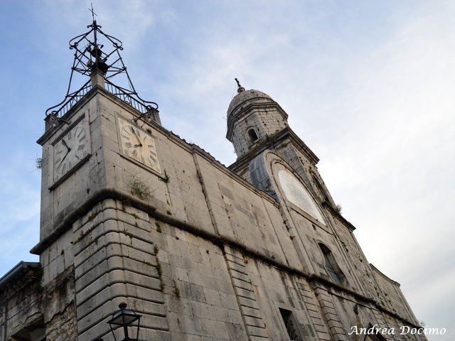 La Locanda di Bu a Nusco. La Cattedrale