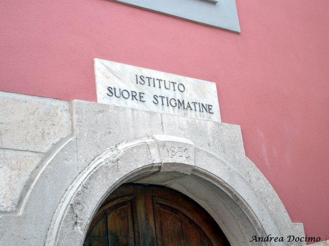 La Locanda di Bu a Nusco. L'antico convento delle suore stigmatine