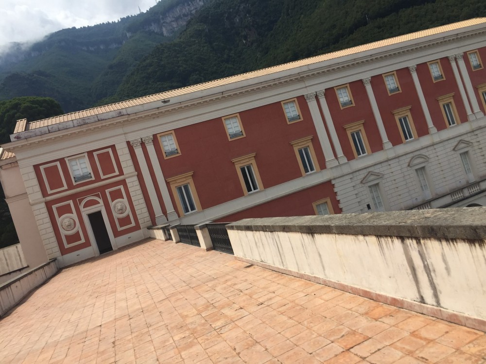 La Reggia di Quisisana a Castellammare