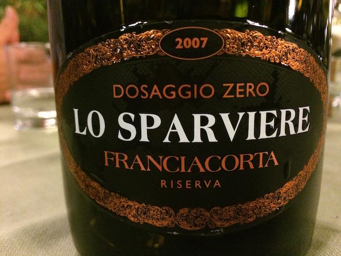 Lo Sparviere riserva 2007