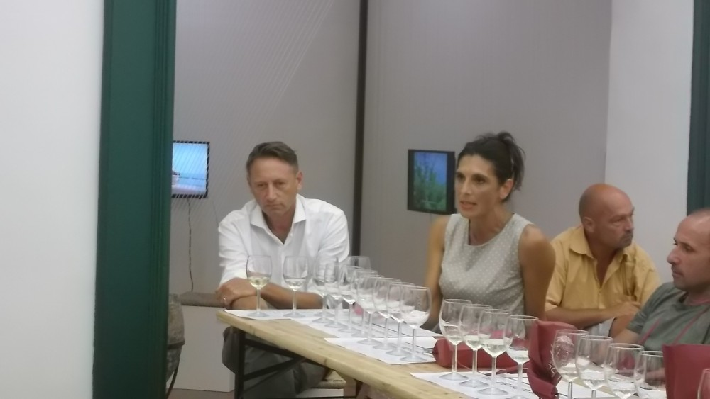 Medeterranean Wine Festival di Pioppi Mario Corrado e Ida Budetta dell'azienda San Giovanni