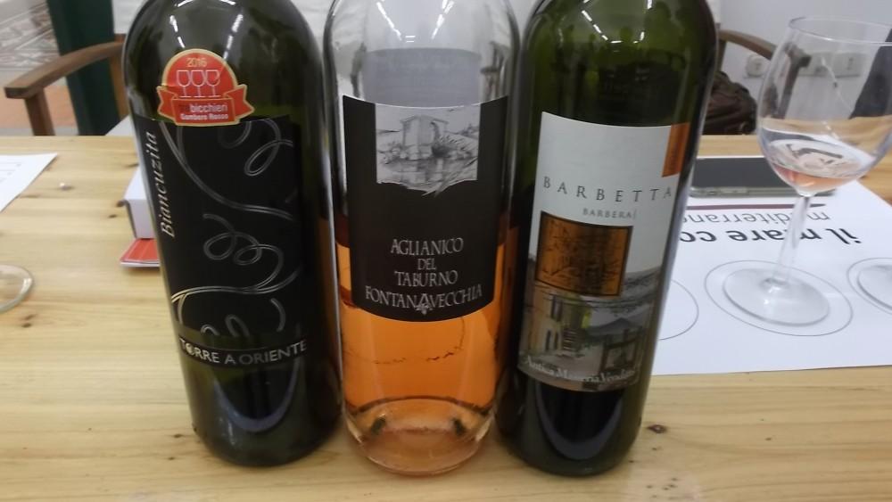 Mediterranean Wine Festival Vini del Sannio