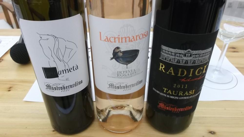 Mediterranean Wine Festival Vini di Mastroberardino