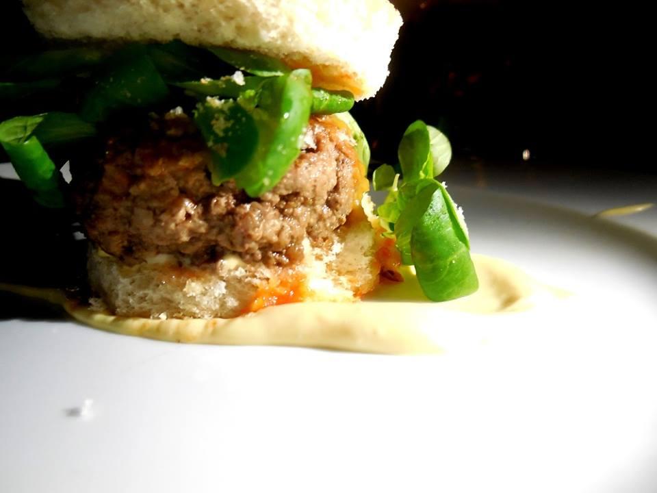 Mini burger (foto di Riccardo Franchini)